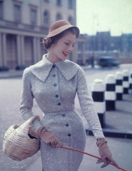 <p>Baskets are not just for Easter anymore. They happen to be the go-to accessory of 1955. </p>