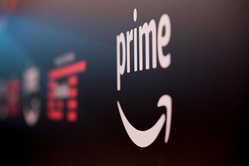 ESSEN, GERMANY - DECEMBER 07: The Amazon Prime Video logo stands at the entrance to the season 2 premiere of 'The Grand Tour' at Grugahalle on December 7, 2017 in Essen, Germany. (Photo by Ant Palmer/Getty Images) (Getty Images/iStockphoto)