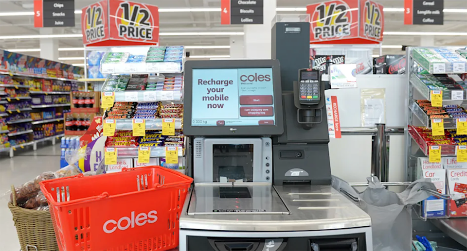 Some Coles shoppers have expressed unsavoury opinions of the retailer's FlyBuys program. Source: Getty