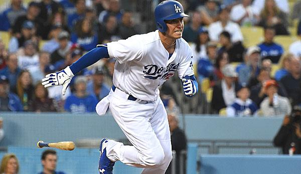 MLB: Bellinger bricht All-Zeit-Rekord