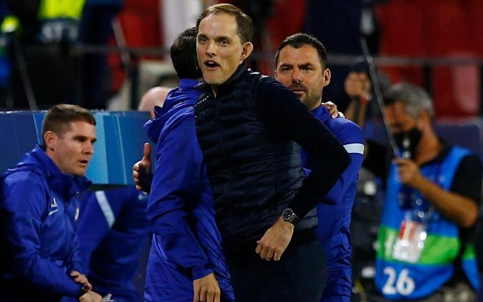 Thomas Tuchel — Why Chelsea are the side that Pep Guardiola fears could topple him next season - REUTERS