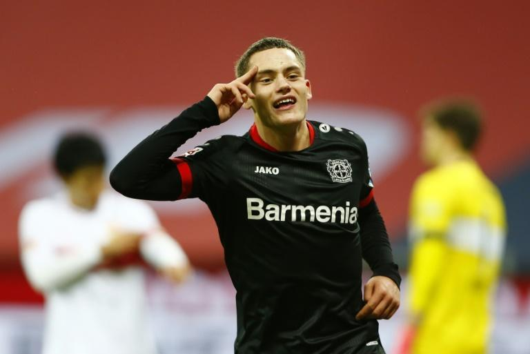 Florian Wirtz, 17, is set to be called up for Germany's senior squad for the World Cup qualifiers