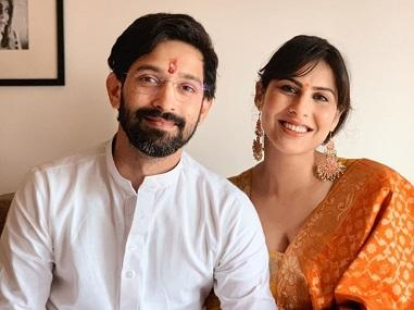 Vikrant Massey confirms engagement to long-time girlfriend Sheetal Thakur: Would talk about marriage at right time
