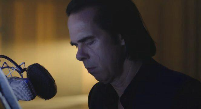 Nick Cave, à l'Alexandra Palace (Capture d'écran YouTube)