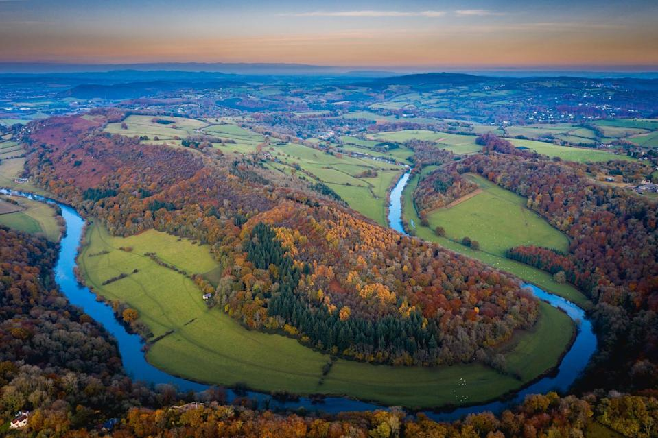The Wye Valley - Getty