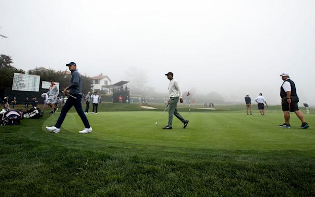 US Open officials are under pressure to make sure playing surfaces are playable - REX