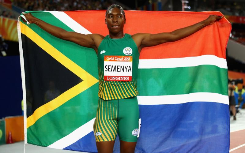 Caster Semenya to be forced to lower testosterone levels or face 800m ban