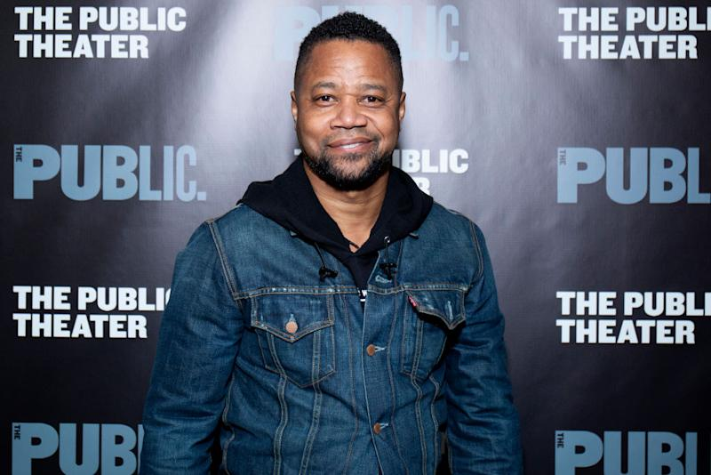 Cuba Gooding Jr.'s Defence Lawyer Compares Actor's Groping to Joe Biden's