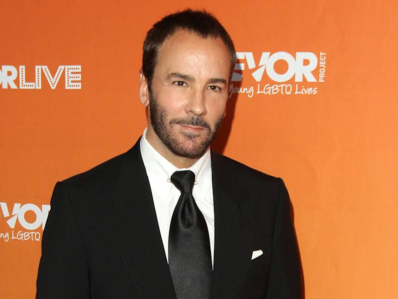 Tom Ford adopted vegan diet after watching health documentary