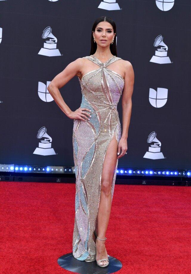 Roselyn Sanchez 2019 latin grammy