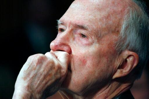 Scowcroft, national security adviser to 2 presidents, dies