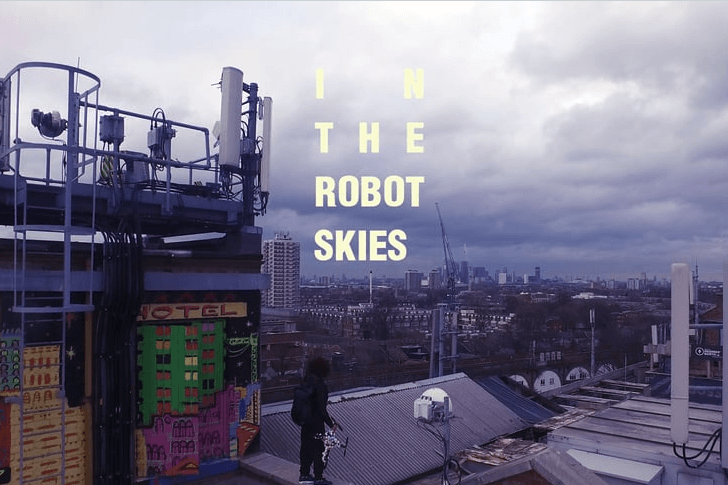 This film wasn't just shot entirely with drones, but with drones on autopilot