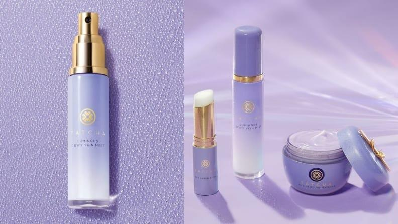 Derived from Japanese botanicals, this Tatcha mist keeps you looking fresh-faced.