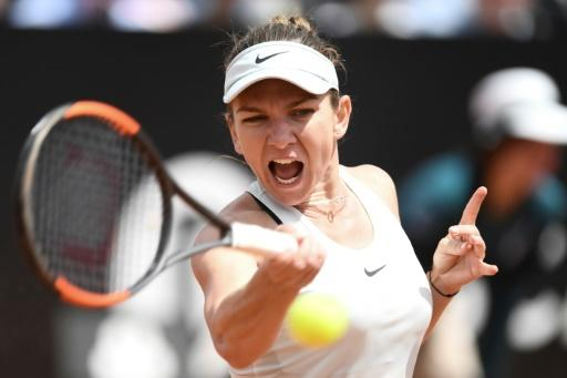 Simona Halep has to reach the Rome quarter-finals to retain the number-one ranking