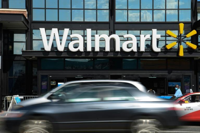 Walmart has been a winner during the coronavirus, as more shoppers continue to pick the retailer behemoth after non-essential rivals were shuttered during spring coronavirus lockdowns
