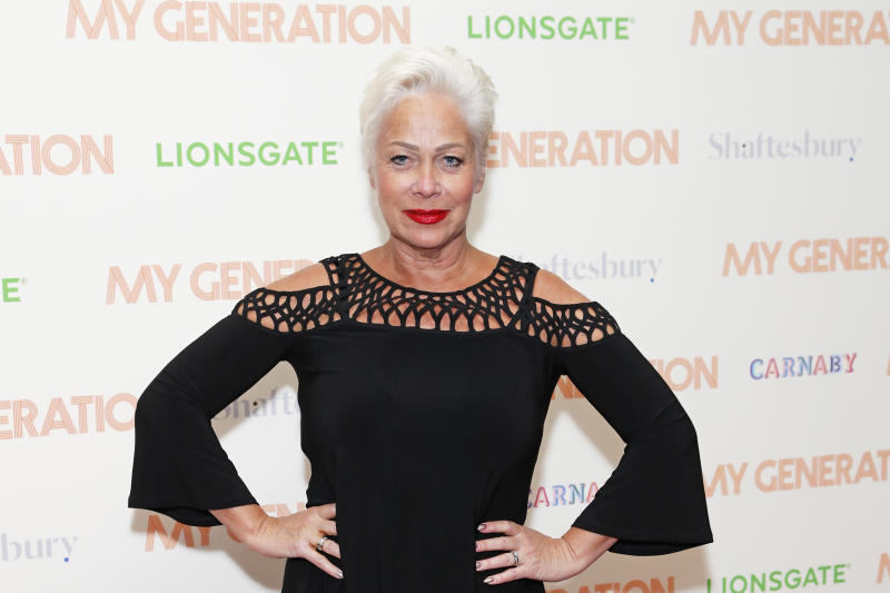 "LONDON, ENGLAND - MARCH 14: Denise Welch attends a special screening of ""My Generation"" at the BFI Southbank on March 14, 2018 in London, England. (Photo by David M. Benett/Dave Benett/WireImage)"