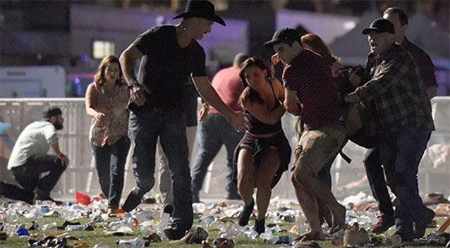 More than 500 people were injured and 58 people lost their lives in the biggest mass shooting in US history.