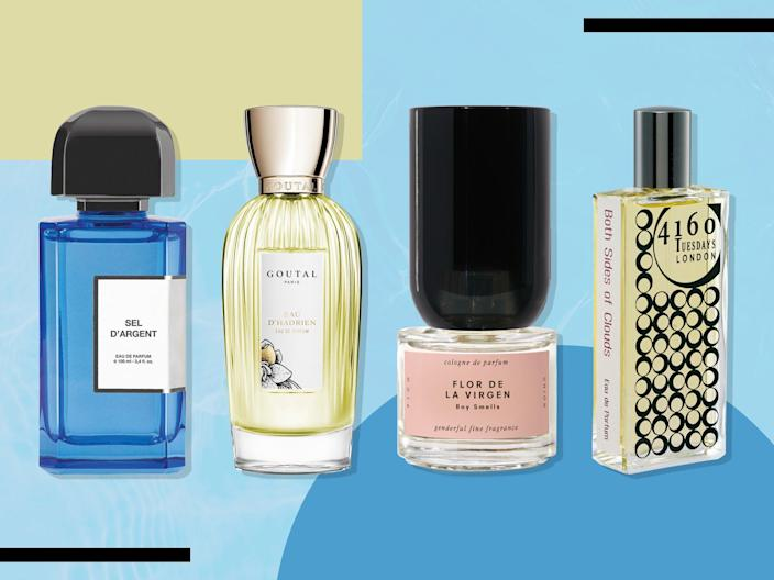 <p>A light, citrus-based scent with staying power is what you should be aiming for</p> (iStock/The Independent)