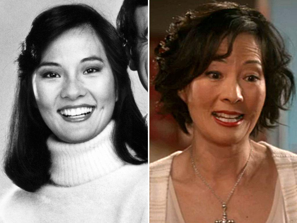 "<b>Rosalind Chao (Soon-Lee Klinger) </b><br><br> Rosalind Chao appeared in only the final two episodes of ""M*A*S*H,"" playing Klinger's love interest Soon-Lee. Fans remember her coming to the 4077th as an alleged sniper who is proven to be a refugee unable to find her family. In the end, Klinger, who has been trying since day one to be sent home, announces he will stay, marry Soon-Lee, and help her locate them. <br><br>  After the series ended, Chao reprised her role on the short-lived spinoff ""After MASH."" From there, she achieved a great level of success doing guest spots on ""Thirtysomething,"" ""Jake and the Fatman,"" and ""Miami Vice."" Her career on the big screen also flourished with turns in ""The Joy Luck Club,"" ""1000 Pieces of Gold,"" and ""Just Like Heaven."" Perhaps her most notable role was as Keiko O'Brien on ""Star Trek: Deep Space Nine"" and ""Star Trek: The Next Generation."" <br><br>  Most recently, she has had roles on ""Law & Order: Criminal Intent"" and ""Bones,"" and is currently playing Pastor Jin on ""Don't Trust the B---- in Apartment 23."" She and her husband, Simon Templeman, have two children."