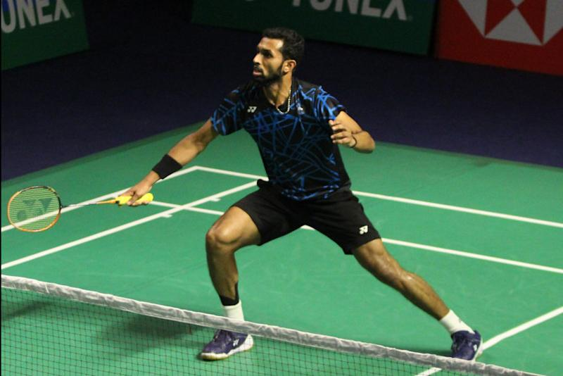 HS Prannoy Trumps Lin Dan to Enter Round 3 of World Badminton Championships