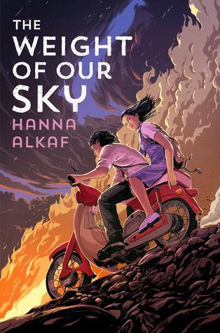 'The Weight of Our Sky' by Hanna Alkaf. Photo: Goodreads.com