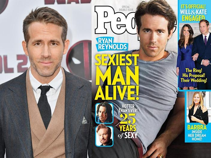 ryan reynolds people sexiest man