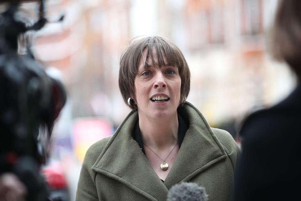 Jess Phillips could be in line for a promotion (Photo: Yui MokPA)