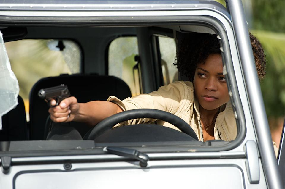 "Naomie Harris in Columbia Pictures' ""Skyfall"" - 2012"