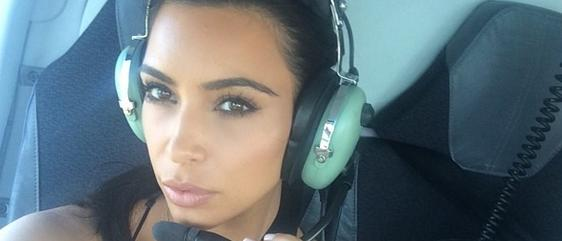 Kim Kardashian Was Desperate To Leave The Hamptons So She Could Instagram