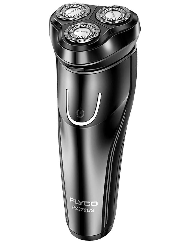 This electric razor can also be used in the shower. (Photo: Amazon)