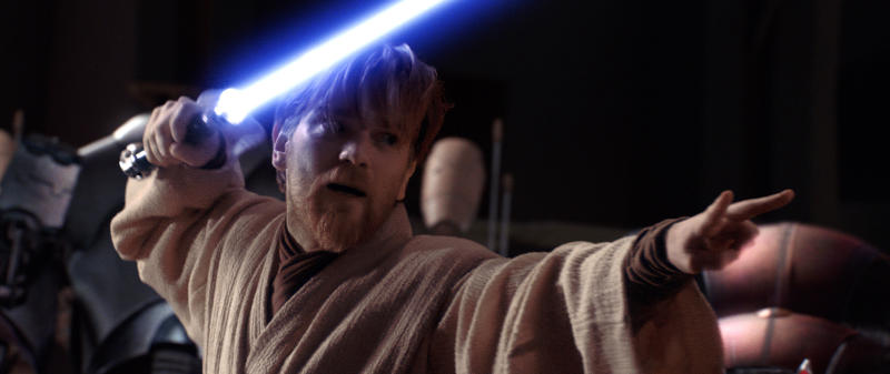 Ewan McGregor as Obi-Wan Kenobi in 'Star Wars: Revenge of the Sith' (Photo: 20thCentFox/Courtesy Everett Collection)