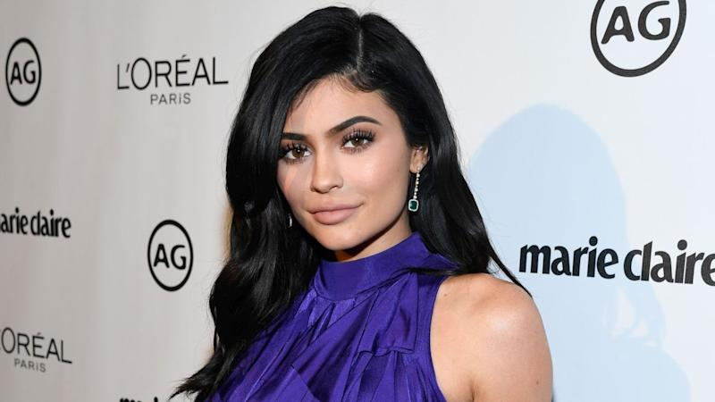 """Hasil gambar untuk Kylie Jenner """"Excited"""" to Become a Mom"""