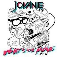 "Jovanie Finally Drops ""WHAT'S THE MOVE PT. II"""