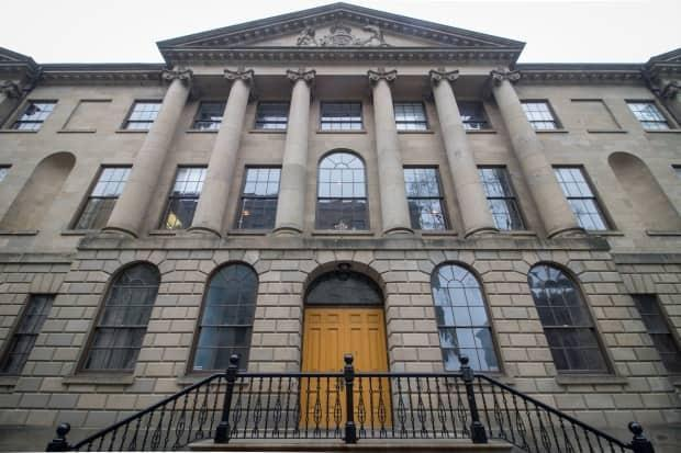 New Democrat MLAs say a lack of consistent schedules around legislature sittings creates barriers for some people considering public life. (Robert Short/CBC - image credit)