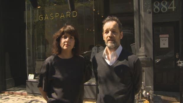 Gaspard ownersJennifer Halchuckand Richard Lyle have been waiting four months to find out if they'll receive a much-needed small business grant that will help them keep their Toronto clothing store open.