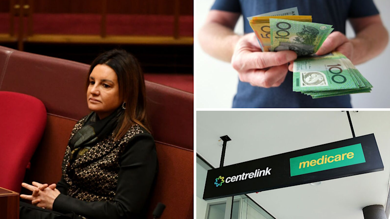 Senator Jacqui Lambie is calling on the Morrison government to let Newstart recipients work more hours. (Source: Getty)
