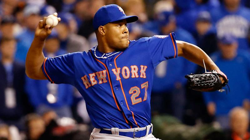 Mets' Jeurys Familia out several months after undergoing surgery to remove blood clot