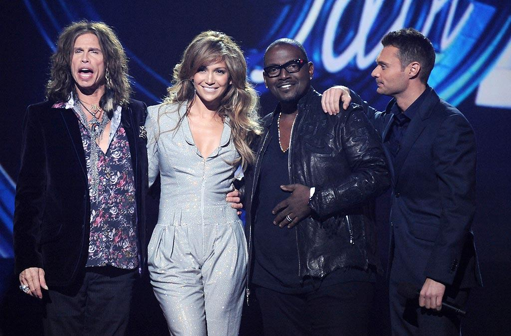 "Although it wasn't exactly a surprise, Ryan Seacrest officially announced Wednesday that Aerosmith frontman Steven Tyler and Jennifer Lopez would be joining Randy Jackson behind the judges' table for the 10th season of ""American Idol."" Will you be tuning in? Steve Granitz/<a href=""http://www.wireimage.com"" target=""new"">WireImage.com</a> - September 22, 2010"