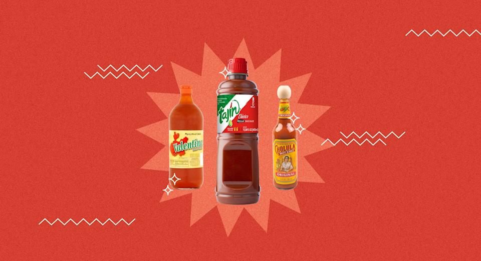 "<p>A proper taco isn't complete without some hot sauce on top of all the other add-ons you choose. And I'm talking about <em>actual </em>hot sauce, not the mild salsas you used to eat when you were a kid that were basically glorified tomato sauce. To get the authentic experience opting for a Mexican hot sauce is the way to go and there are a few you can choose from depending on your spice tolerance, texture preference, and expected flavor (fiery versus tangy versus zesty)<em>. </em>These are some of the best Mexican hot sauces you can use on your tacos, in your margs, on your scrambled eggs, and with just about anything else you think needs a little more <em>oomph</em>. </p><p>Want to stock your cooler too? Try these refreshing <a href=""https://www.delish.com/entertaining/g35843338/mexican-beers/"" rel=""nofollow noopener"" target=""_blank"" data-ylk=""slk:Mexican beers."" class=""link rapid-noclick-resp"">Mexican beers.</a></p>"