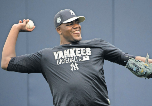 Michael Pineda is a strikeout ace, but homers are still a problem