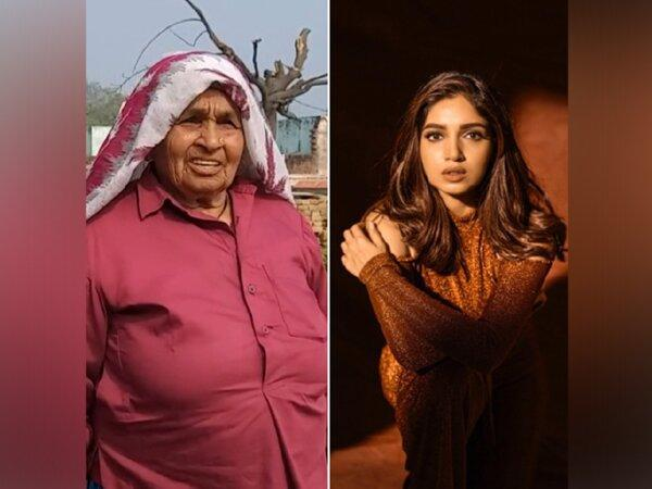 Chandro Tomar and Bhumi Pednekar