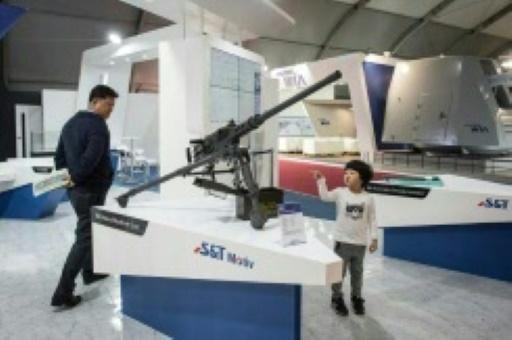 N. Korea cloud has silver lining for South's armsmakers