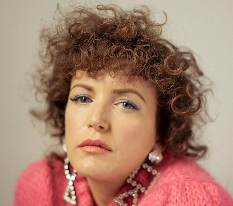"""Annie Mac: """"It was this constant scramble to keep everyone happy."""" (Photo: Supplied )"""
