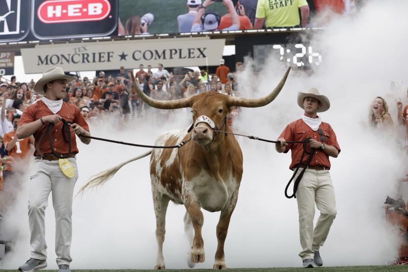 Texas Officials Defend Safety Measures After Bevo Incident at Sugar Bowl