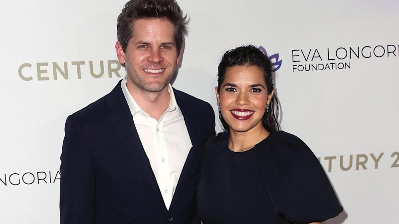 America Ferrera Announces She's Expecting Baby No. 2 With Husband Ryan Piers Williams