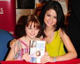 <p>Selena and her <b>Ramona and Beezus</b> costar Joey King promoted the film together at a Miami meet-and-greet event.</p>