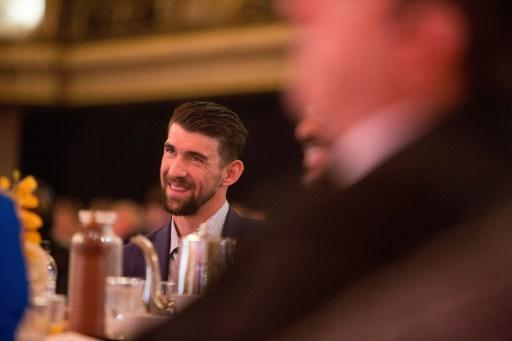 <p>Phelps opens up about battling anxiety, depression</p>