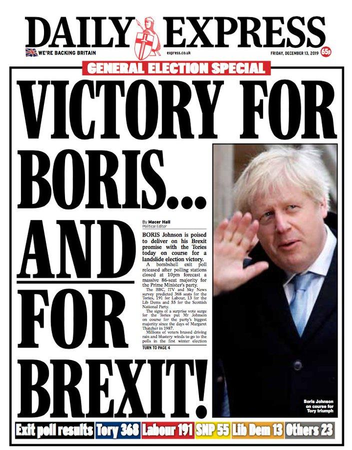(Picture: Daily Express/Twitter)
