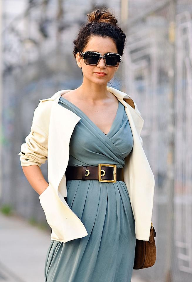 <p><strong>Kangana Ranaut </strong><br />This one sure is controversy's favourite child &and she had her hands full this year with several fallouts. First, the nepotism row with Karan Johar, then the ugly spat with the Roshans, followed by the writing credits row for Simran. It didn't help that none of her films did well at the box office or managed to impress critics. </p>