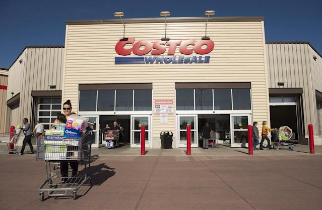 <p>No. 3: Costco Wholesale<br>Last year's rank: 3<br>(THE CANADIAN PRESS/Nathan Denette) </p>